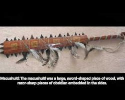 7 Really Bizarre and Unusual Ancient Weapons