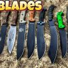 "Best Big ""XL"" Fixed Blade Survival Knives of 2017"