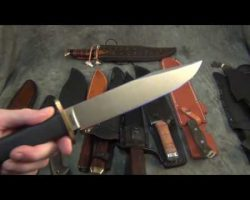 Summer Of Knives 2017 The Bowie Knife