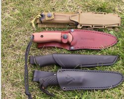 TOP 4 Companion Belt Knives Under $50