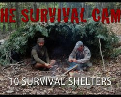 10 Survival Shelters