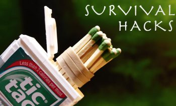 6 Survival Life Hacks YOU SHOULD KNOW