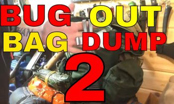 Bug Out Bag 2018