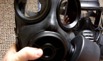 Gas Masks and Respirators for when SHTF