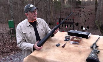 Henry AR 7 Survival Rifle