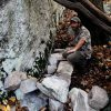 Make a Fireplace for an Outdoor Shelter | Survival Skills