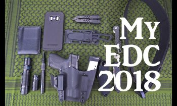 My 2018 EDC – Everyday Carry (4K)
