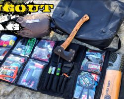 My Grayman 7 Day Bug Out Survival Bag – Feb 2018