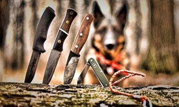 My Outdoor Knives-Bushcraft, Backpacking, Canoe Tripping