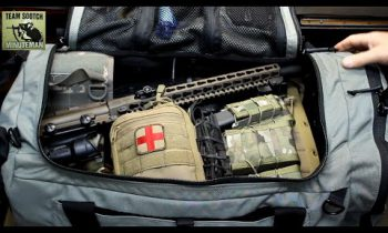 Tactical Load Out Bag : Minuteman Bag