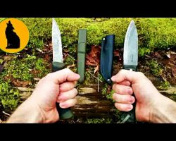 Two Best Budget Bushcraft Knives EVER