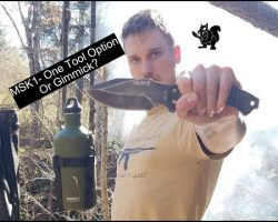 Ultimate Survival Tips MSK1- One Tool Option or Gimmick?